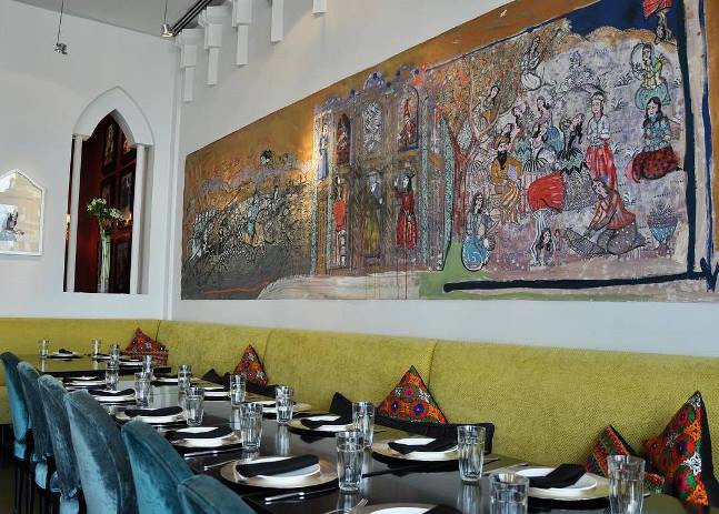 رستوران دیوان