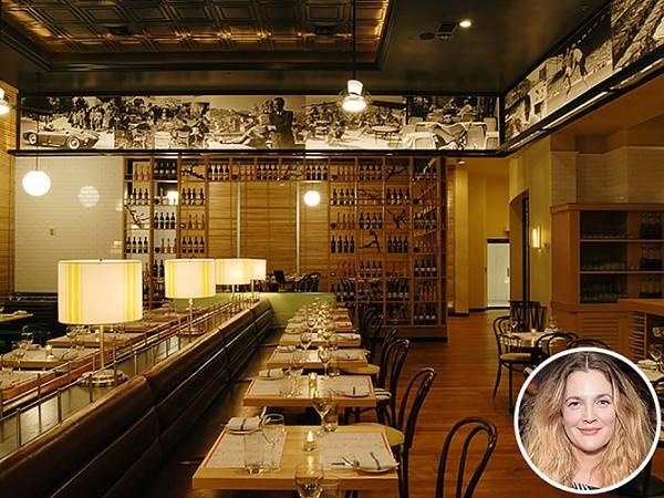 رستوران لوگو کوچیانا ایتالیانا- رستورانهای محبوب هنرپیشگان