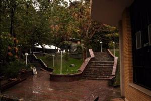 باغ رستوران کوهستان