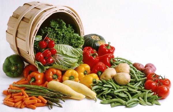 بارداری سالم - سبزیجات