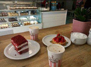 میدان انقلاب کیک استودیو