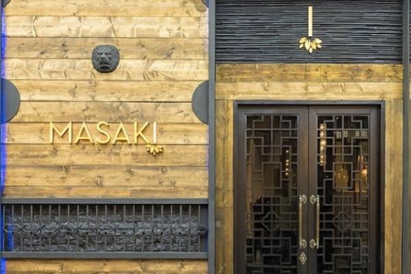 رستوران ماساکی