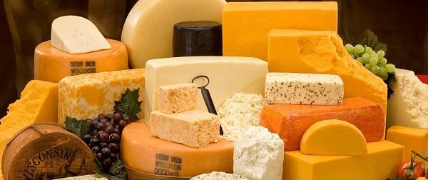 سالاد بار - پنیر
