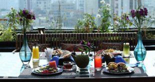 صرف بهترین غذاهای ایرانی-عربی روی بال های تهران-بیروت