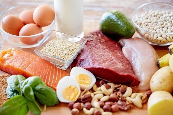 سالاد بار - پروتئین