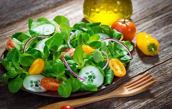 رژیم گیاهی- سبزیجات