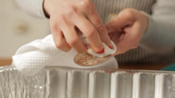 شیوه تمیز کردن ظروف نقره-5