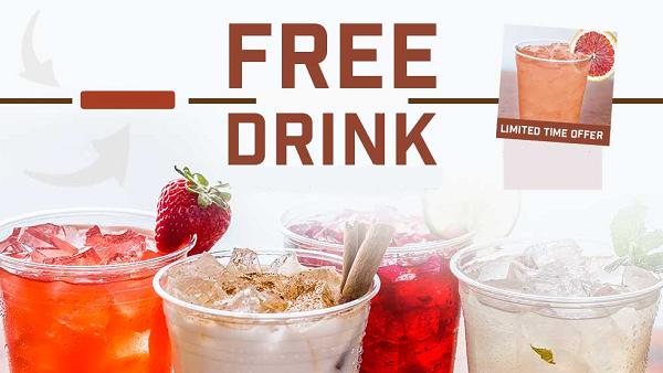 نوشیدنی مجانی - مسابقات ورزشی