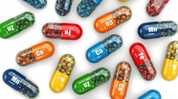 مصرف مولتی ویتامین و ویتامین