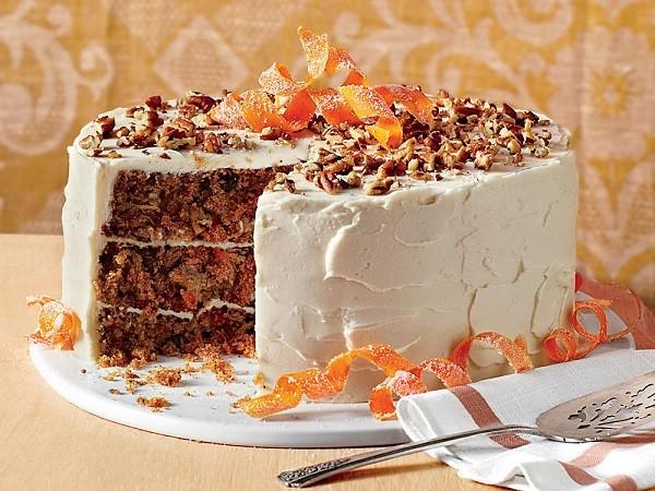 دسرهای گیاهی - کیک هویج