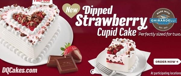 کیک قلبی - محصولات عاشقانه جدید
